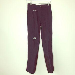 HyVent Northface women's ski pants navy/black smal